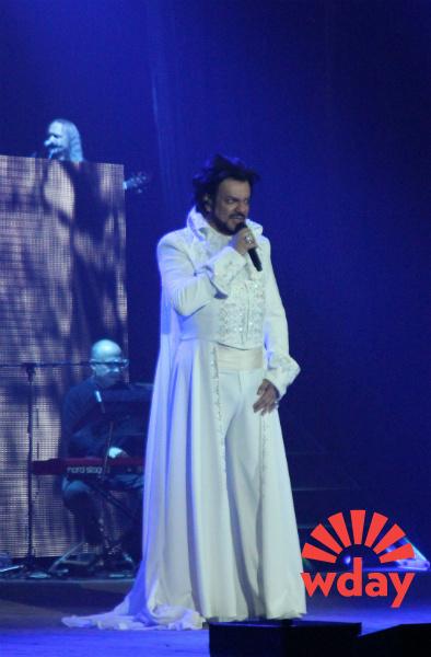 Концерт Филиппа Киркорова в Туле