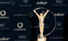 В Абу-Даби раздали спортивных «Оскаров»