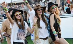 В Голливуде стартовал фестиваль «Коачелла»