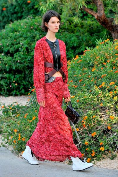 Показ круизной коллекции Louis Vuitton в Палм-Спринг   галерея [1] фото [29]