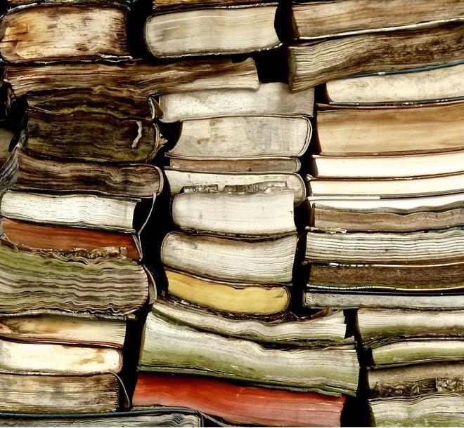 куда отдать старые книги