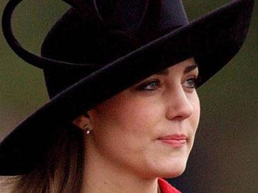 Кейт Миддлтон (Kate Middleton) разделяет горе принца Уильяма ( Prince William)