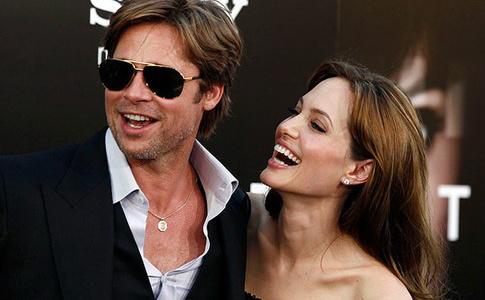 Они сделали это! Джоли и Питт поженились, спустя 10 лет любви и шестеро детей