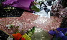 Элизабет Тейлор опоздала на собственные похороны