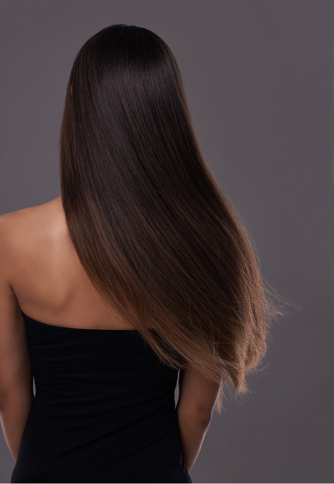 Утолщение волоса