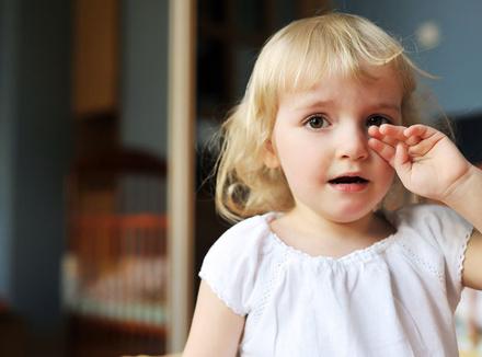 Как остановить детские истерики?