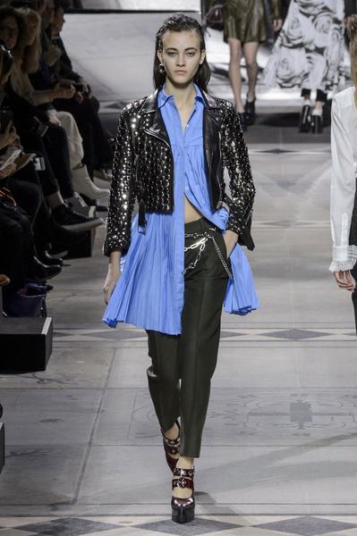 Самые красивые образы Недели моды в Лондоне | галерея [1] фото [43]