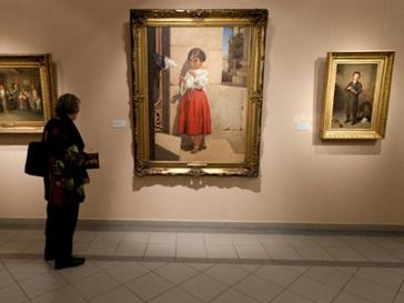 Третьяковская галерея тоже участвует в проекте