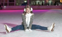 Выходим на лед!