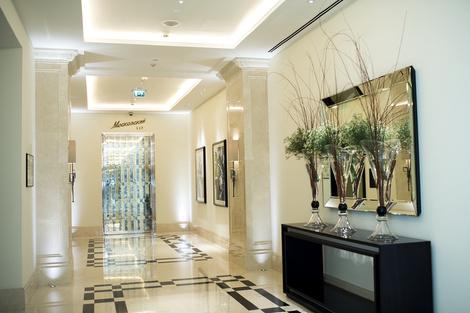 В отеле Four Seasons Hotel Moscow открылся «Московский Бар» | галерея [1] фото [8]