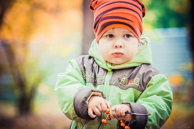маленький мужчина
