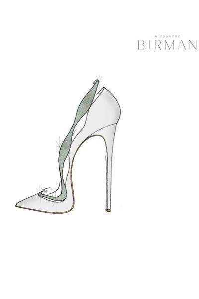 Известные дизайнеры обуви представили свои версии туфель Золушки | галерея [1] фото [9]