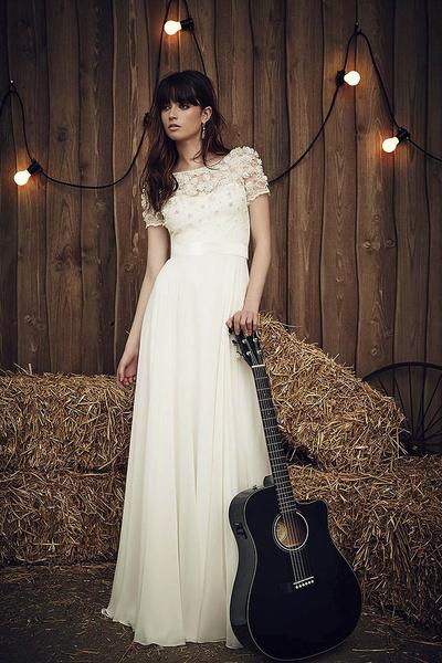 Лучшие коллекции Недели свадебной моды   галерея [6] фото [20]