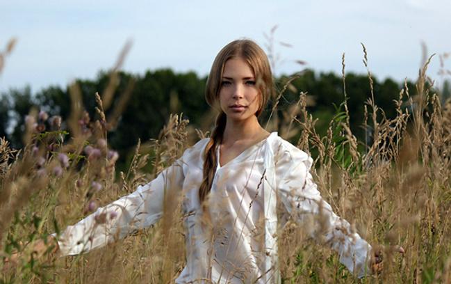 «Жемчужина Сибири – 2014», Валерия Неволина