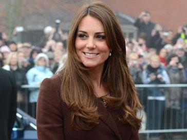Кейт Миддлтон (Kate Middleton) рассказала одной из поклонниц, что ждет девочку