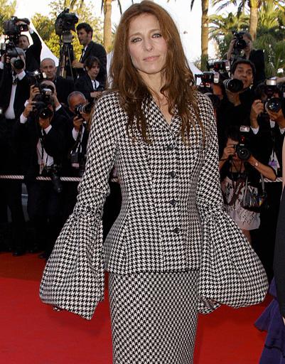 Кэтрин Кинер на Каннском кинофестивале - 2008