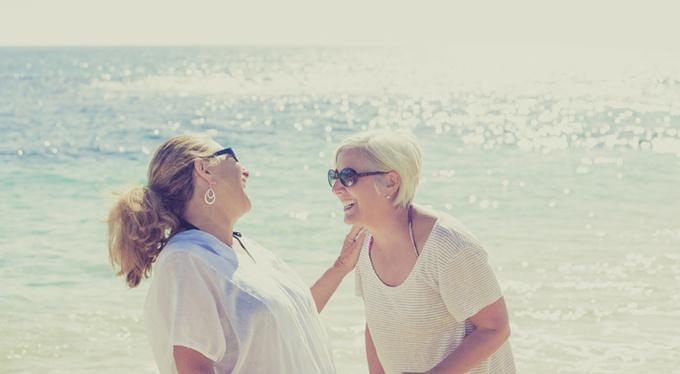 «Я посетила нудистский пляж в 59 лет»