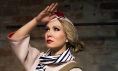Красноярская телеведущая Анастасия Солопеко выпустила свою линию одежды