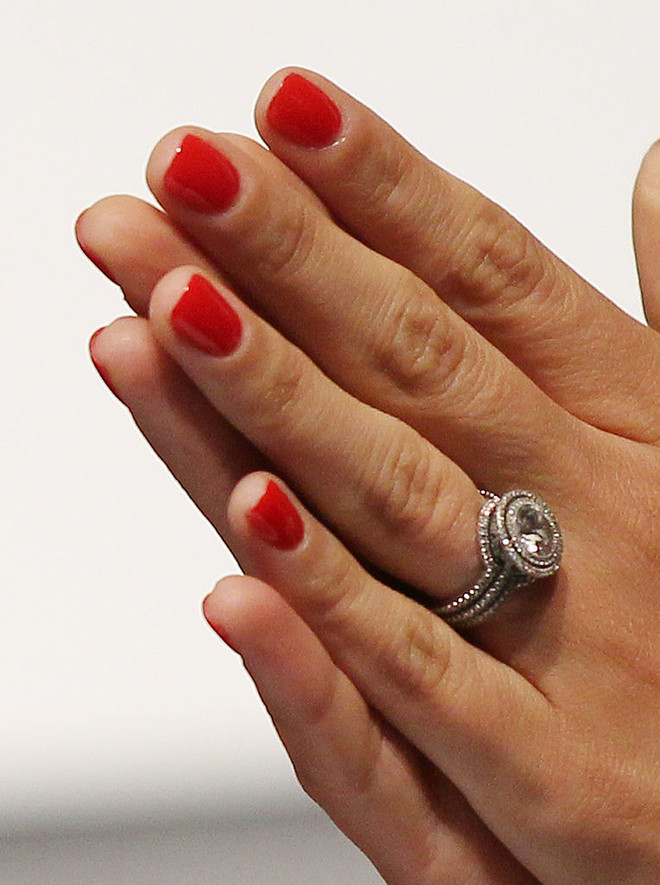 Как определить размер обручального кольца
