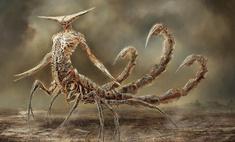 Художник превратил знаки зодиака в жутких существ