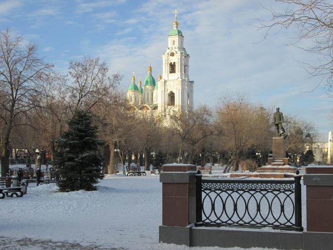Астрахань, Кремль
