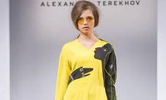 7 лучших образов с показа Alexander Terekhov осень-зима 2013