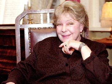 Ольга Аросева отмечает 85-летие