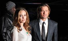 Анджелина Джоли и Брэд Питт: свадьба или розыгрыш?