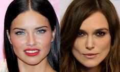 Новогодние макияж и прически: 8 примеров от звезд