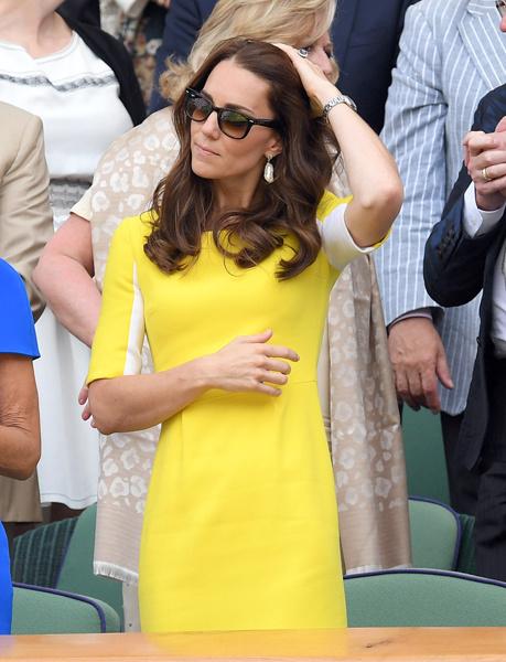 Кейт Миддлтон не все считают иконой стиля