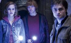 Новый фильм о Гарри Поттере бьет рекорды кинопроката