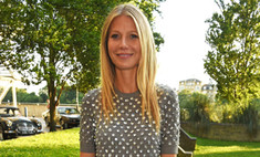 43-летняя Пэлтроу произвела фурор на вечеринке в Лондоне