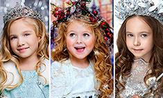Выбираем Снегурочку: 18 юных красавиц Петербурга!