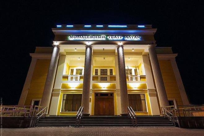 Молодежный театр Алтая вошел в топ лучших театров России