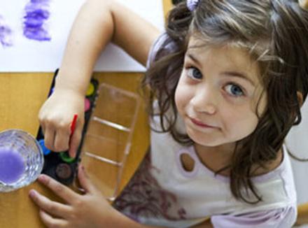 Как помочь ребенку развить творческий потенциал?