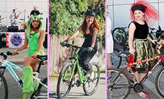 «Модный парад»: топ-10 стильных велосипедисток Краснодара