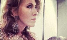 Ксения Собчак берет пример с Кейт Миддлтон