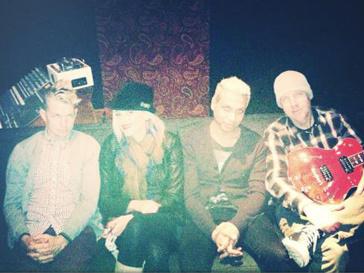 Группа No Doubt и Гвен Стефани
