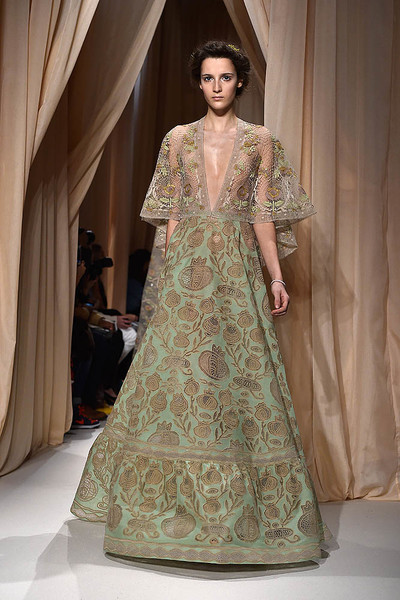 Показ Valentino Haute Couture | галерея [1] фото [7]