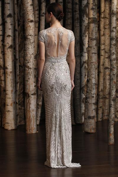 ЗАМУЖ НЕВТЕРПЕЖ: 10 самых красивых свадебных коллекций сезона | галерея [3] фото [9]