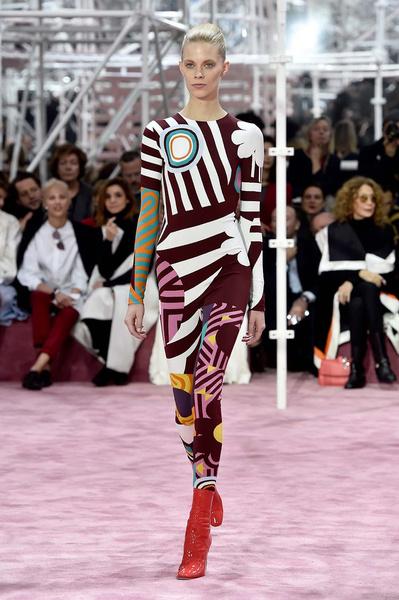 Показ Dior Haute Couture   галерея [1] фото [14]