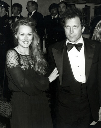Мерил Стрип с мужем Доном Гаммером, 1979 год