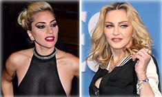Продолжение следует: Леди Гага оскорбила Мадонну