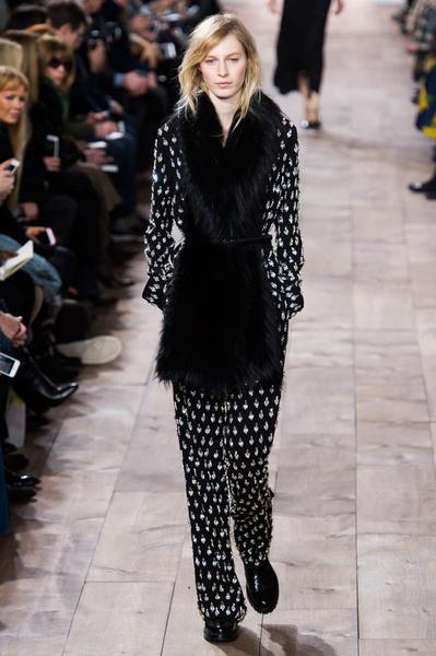 Показ Michael Kors на Неделе моды в Нью-Йорке | галерея [1] фото [7]