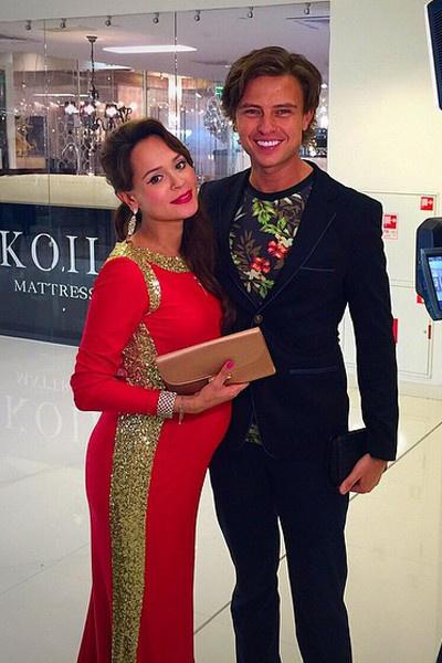 Анна Калашникова и Прохор Шаляпин фото