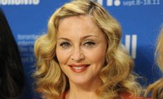 Мадонна едва не расплакалась на премьере фильма «W.E.» в Нью-Йорке