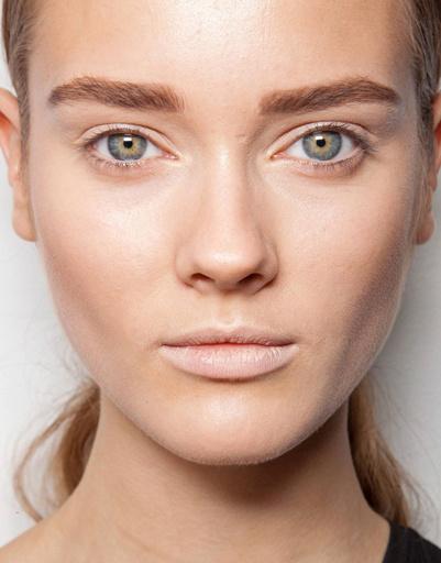 макияж весна-2013 от Alexander Wang