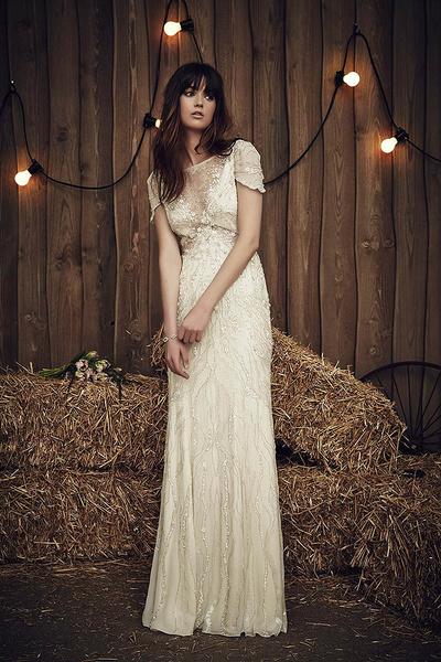 Лучшие коллекции Недели свадебной моды   галерея [6] фото [14]