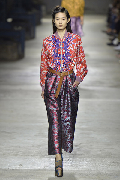 Неделя моды в Париже 2015: день второй | галерея [2] фото [3]