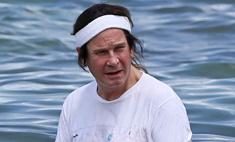 Оззи Осборн появился на пляже без грима